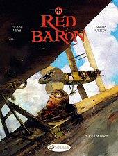 cover: Red Baron - Rain of Blood