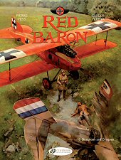 cover: Red Baron - Dungeons and Dragons