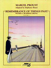 cover: Remembrance of Things Past - Within a Budding Grove, Volume 1