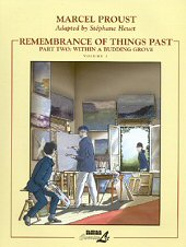 cover: Remembrance of Things Past - Within a Budding Grove, Volume 2