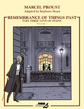 cover: Remembrance of Things Past - Swann in Love, Volume 1