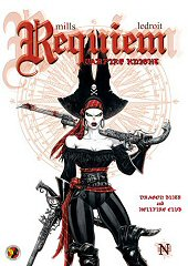 cover: Requiem Vampire Knight vol 3
