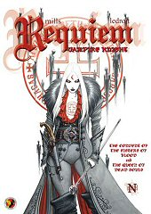 cover: Requiem Vampire Knight vol 4