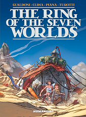 cover: The Ring of the Seven Worlds