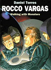 cover: Rocco Vargas - Walking With Monsters