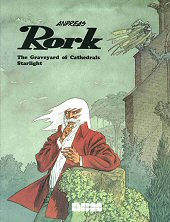cover: Rork - The Graveyard Of Cathedrals, Starlight