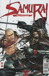 cover: Samurai: Brothers in Arms #1