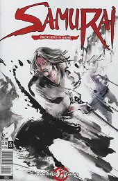 cover: Samurai: Brothers in Arms #1D