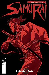 cover: Samurai: Brothers in Arms #5C