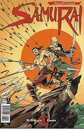 cover: Samurai: Brothers in Arms #6