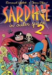 cover: Sardine in Outer Space 2