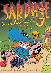 cover: Sardine in Outer Space 3