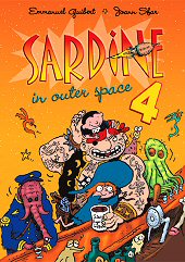 cover: Sardine in Outer Space 4