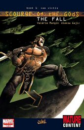 cover: Scourge of the Gods - The Fall #1