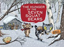 cover: The Seven Squat Bears: The Hunger of the Seven Squat Bears