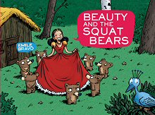 cover: The Seven Squat Bears: Beauty and the Squat Bears