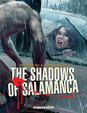 cover: The Shadows of Salamanca