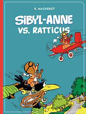 cover: Sibyl-Anne Vs. Ratticus