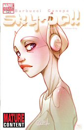 cover: Sky Doll #1