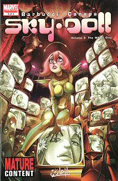 cover: Sky Doll #3