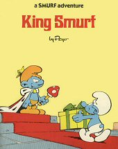 cover: King Smurf