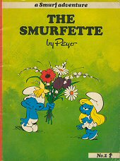 cover: The Smurfette