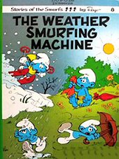 cover: The Weather Smurfing Machine