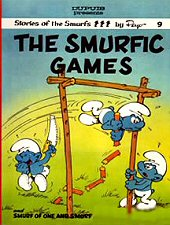 cover: The Smurfic Games