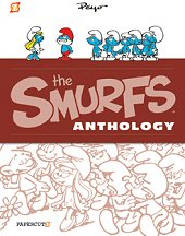 cover: The Smurfs Anthology Vol. 2