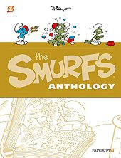cover: The Smurfs Anthology Vol. 4