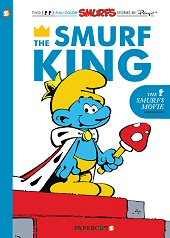 cover: The Smurf King