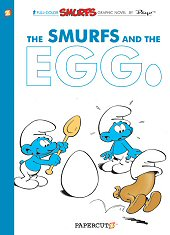 cover: The Smurfs and the Egg