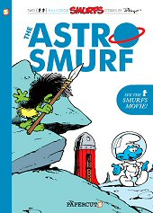 cover: The Astrosmurf