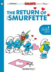 cover: Smurfs - The Return of Smurfette