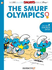 cover: The Smurf Olympics