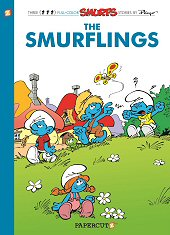 cover: Smurfs - The Smurflings