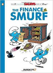 cover: Smurfs - The Finance Smurf