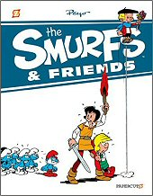 cover: The Smurfs & Friends #1