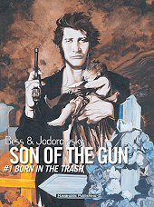 cover: Son of the Gun #1: Born in the Trash