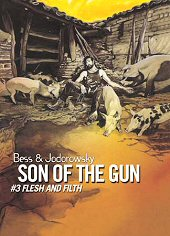 cover: Son of the Gun #3: Flesh and Filth