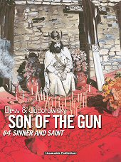 cover: Son of the Gun #4: Sinner and Saint