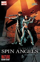 cover: Spin Angels #1
