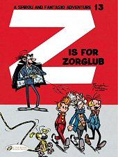 cover: Spirou & Fantasio - Z Is for Zorglub