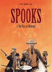 cover: Spooks - The Fall of Babylon