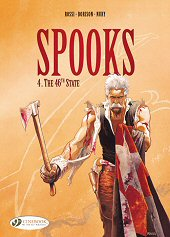 cover: Spooks - The 46th State