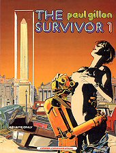cover: The Survivor