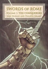cover: Swords of Rome #1 - The Conquerors