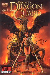 cover: Tales of the Dragon Guard