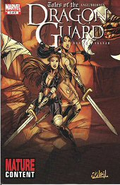 cover: Tales of the Dragon Guard  #2