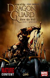 cover: Tales of the Dragon Guard  #1